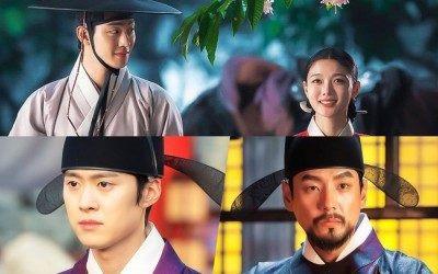 """Ahn Hyo Seop, Kim Yoo Jung, Gong Myung, And Kwak Si Yang Share Concluding Remarks And Gratitude For """"Lovers Of The Red Sky"""""""
