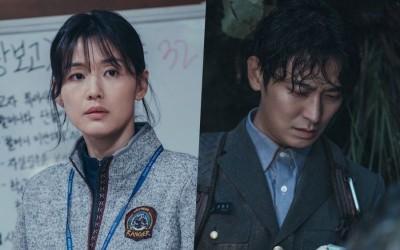 """Jun Ji Hyun And Joo Ji Hoon Embark On An Emergency Rescue Mission In """"Jirisan"""""""