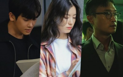 """Park Hyung Sik, Han Hyo Joo, And Jo Woo Jin Show Their Dedication To Their Roles On Set Of """"Happiness"""""""