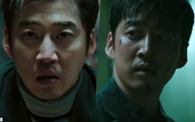 """Watch: Yoon Kye Sang Desperately Seeks His Identity In Intense Teaser And Poster For New Film """"Spiritwalker"""""""
