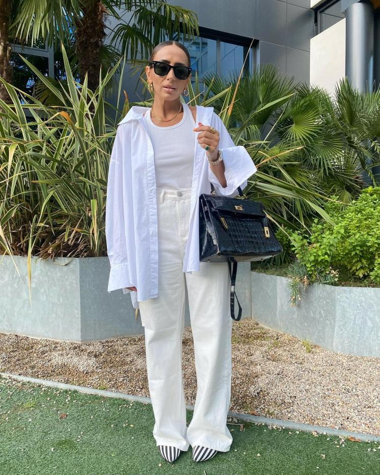 5 celebrities' all-white styling you want to imitate