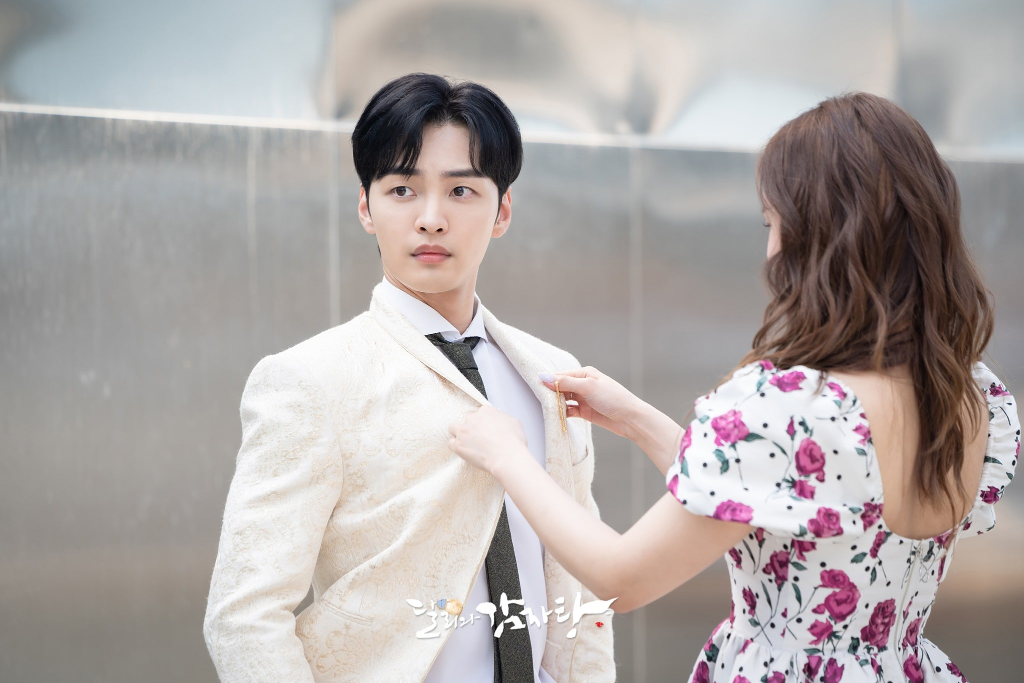 """Kim Min Jae Burns With Jealousy At The Sight Of Park Gyu Young And Kwon Yool Together In """"Dali And Cocky Prince"""""""