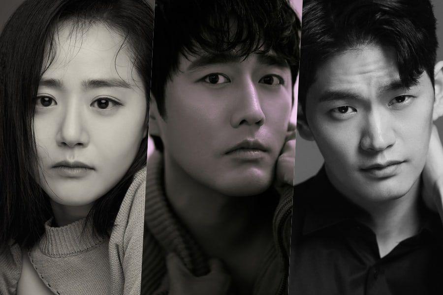 Moon Geun Young, Jo Han Sun, And Kang Sang Joon Cast In KBS Drama Special